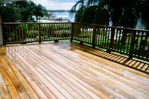 Wood Deck – Home Improvement
