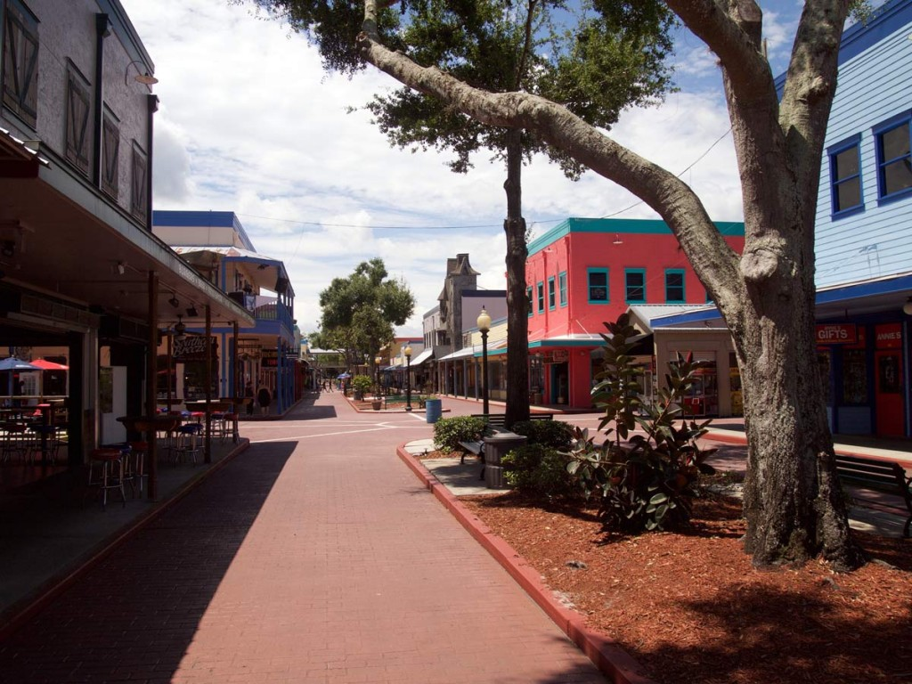 Image of CAM Contracting of Orlando's construction management project - Old Town Theme Park